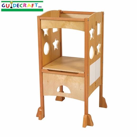 Child kitchen helper stool Photo - 4