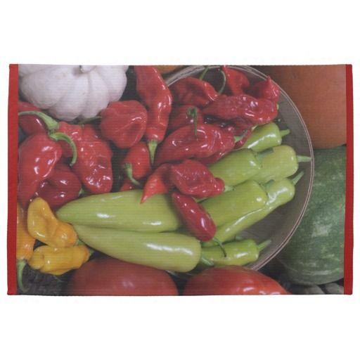 Kitchen Curtains chili pepper kitchen curtains : Chili pepper kitchen towels | Kitchen ideas
