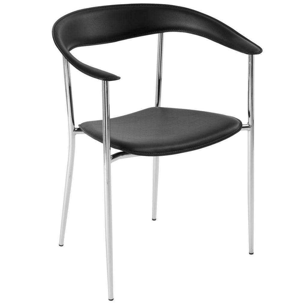 Chrome kitchen chairs Photo - 10