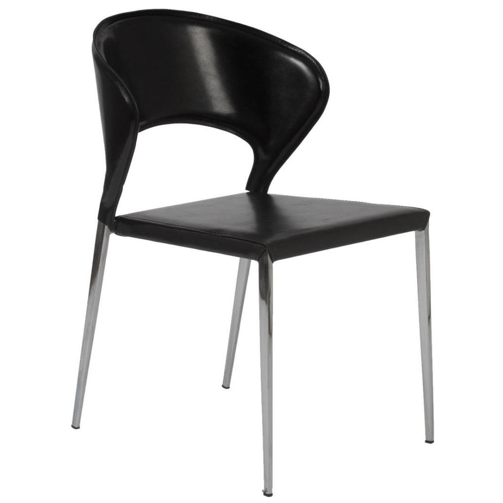 Chrome kitchen chairs Photo - 12