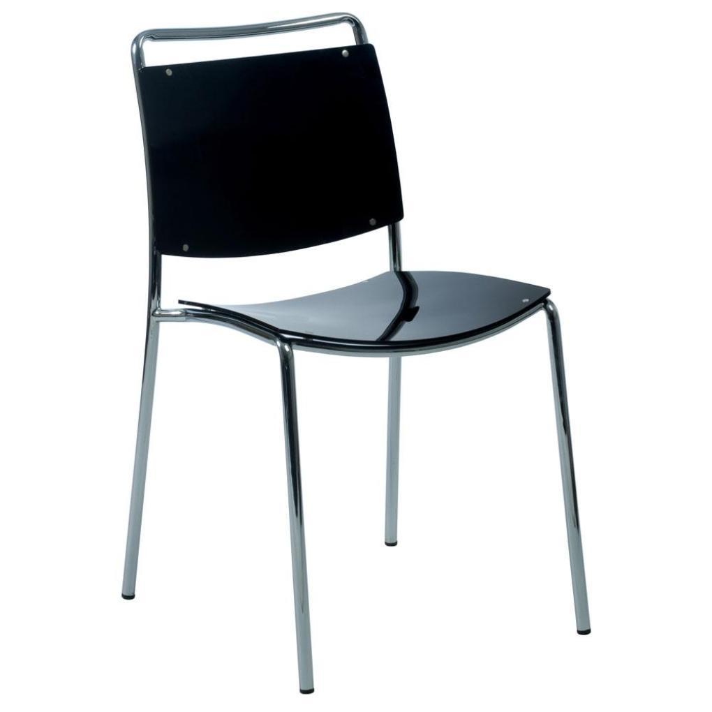 Chrome kitchen chairs Photo - 3