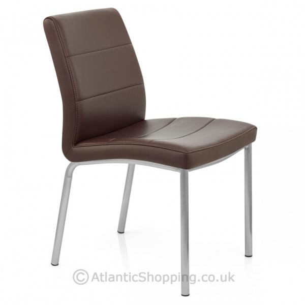 Chrome kitchen chairs Photo - 5