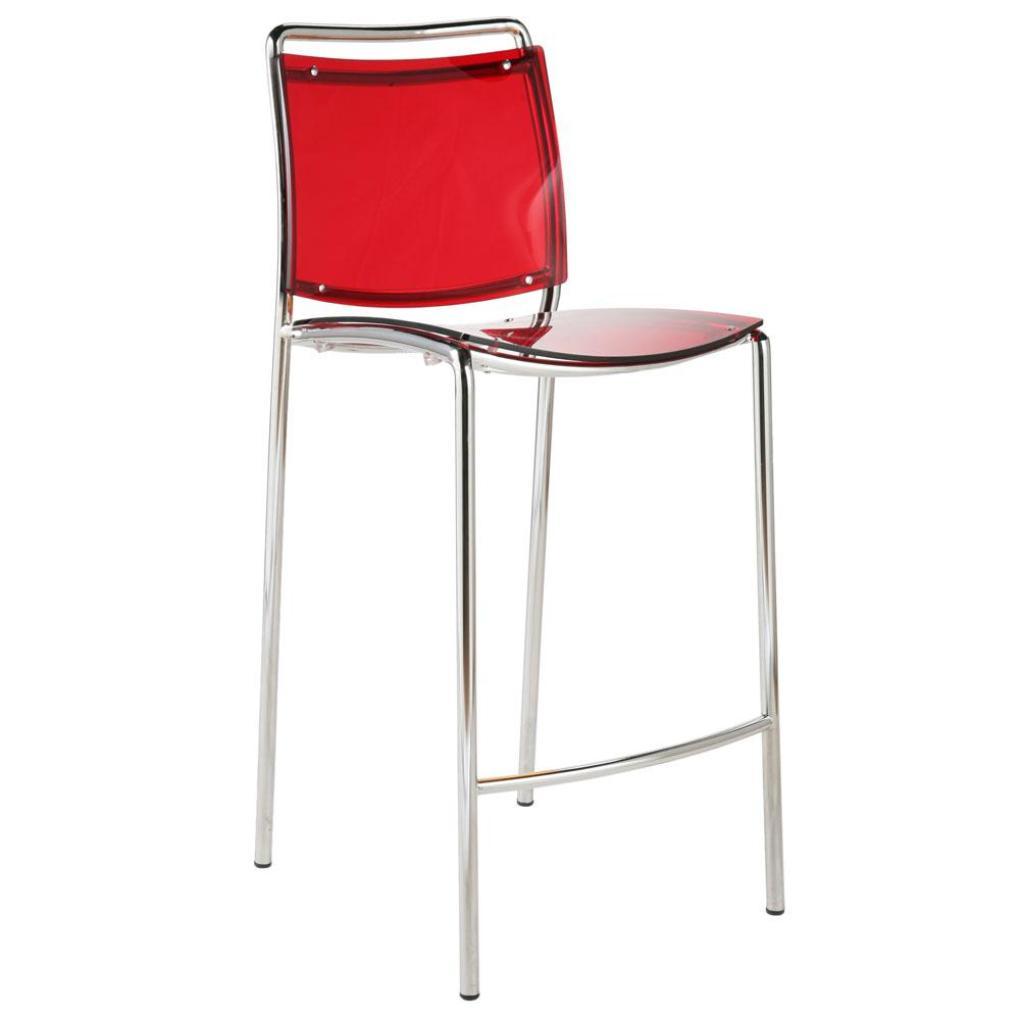 Chrome kitchen chairs Photo - 6