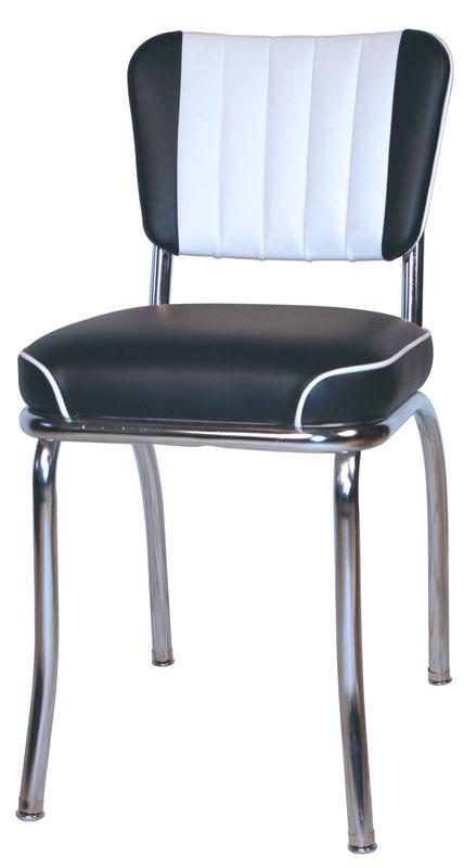 Chrome kitchen chairs Photo - 7