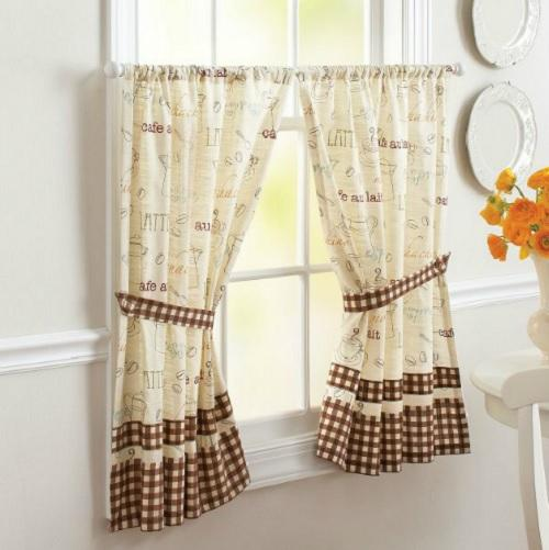 Superb ... Coffee Curtains For Kitchen Photo   12