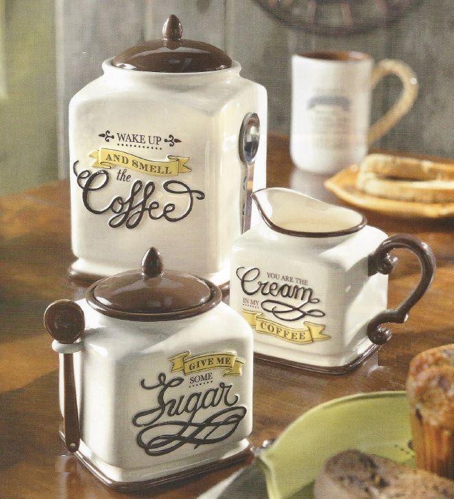 Coffee Kitchen Decor Theme Photo 8