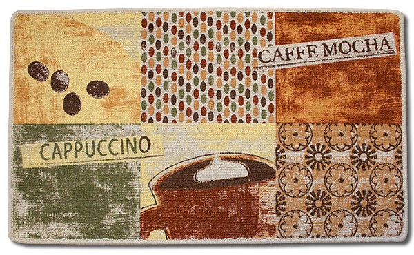 Coffee themed kitchen rugs Photo - 2 | Kitchen ideas