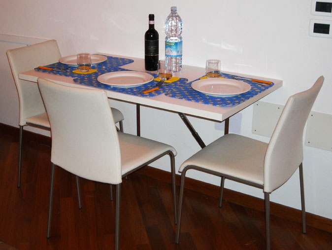 collapsible kitchen table | kitchen ideas