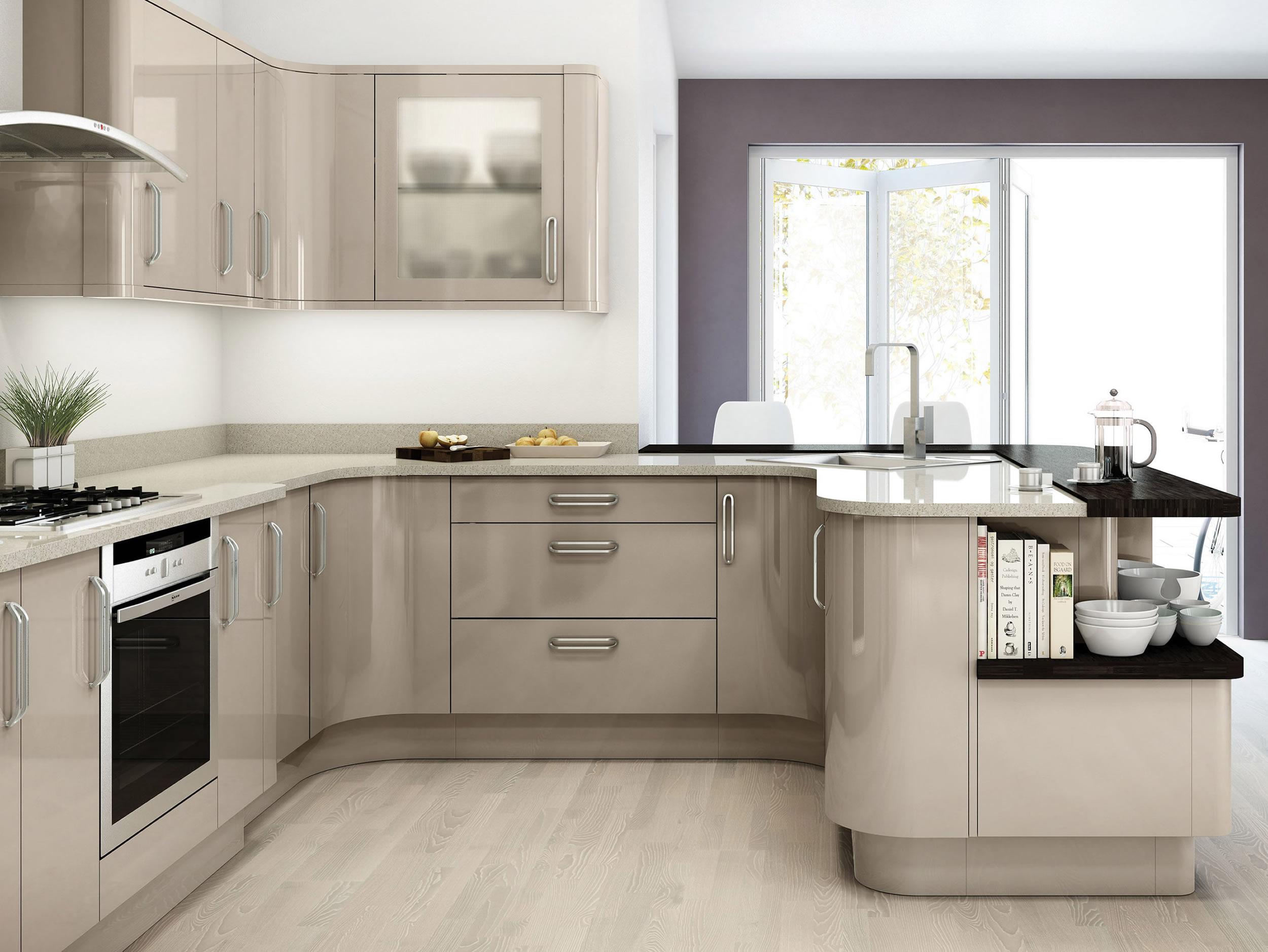 Colored small kitchen appliances Photo - 7
