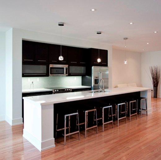 Contemporary kitchen counter stools Photo - 9