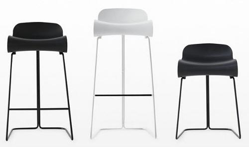 Contemporary kitchen counter stools Photo - 5