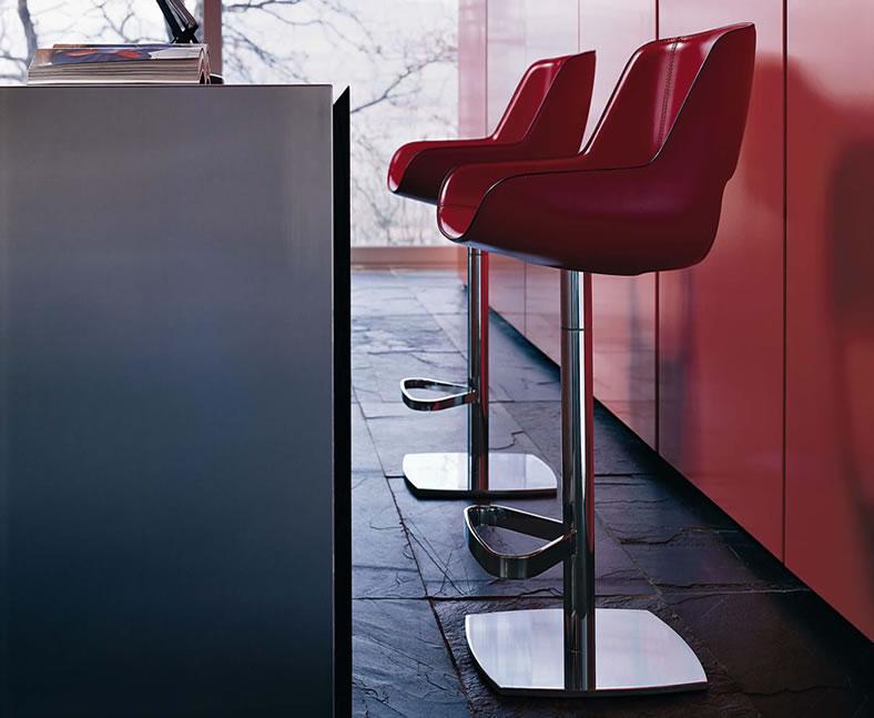 Contemporary kitchen counter stools Photo - 7
