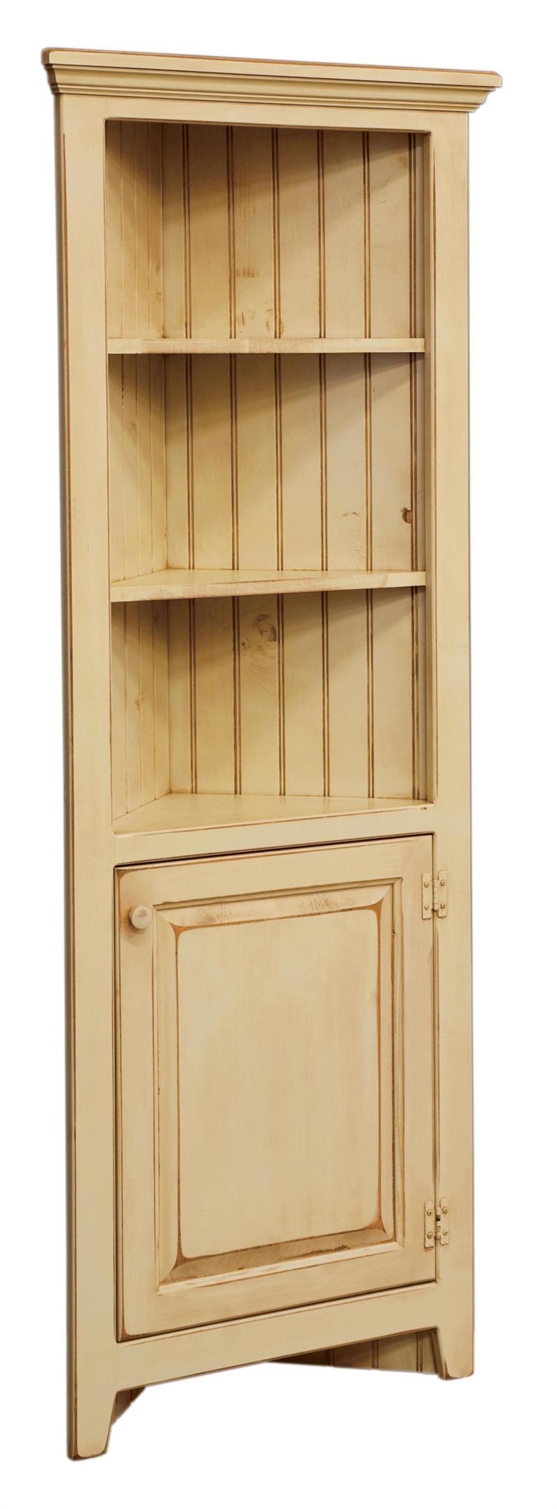 Corner kitchen pantry cabinet Photo - 11