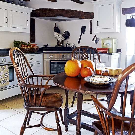 Country kitchen chairs Photo - 1