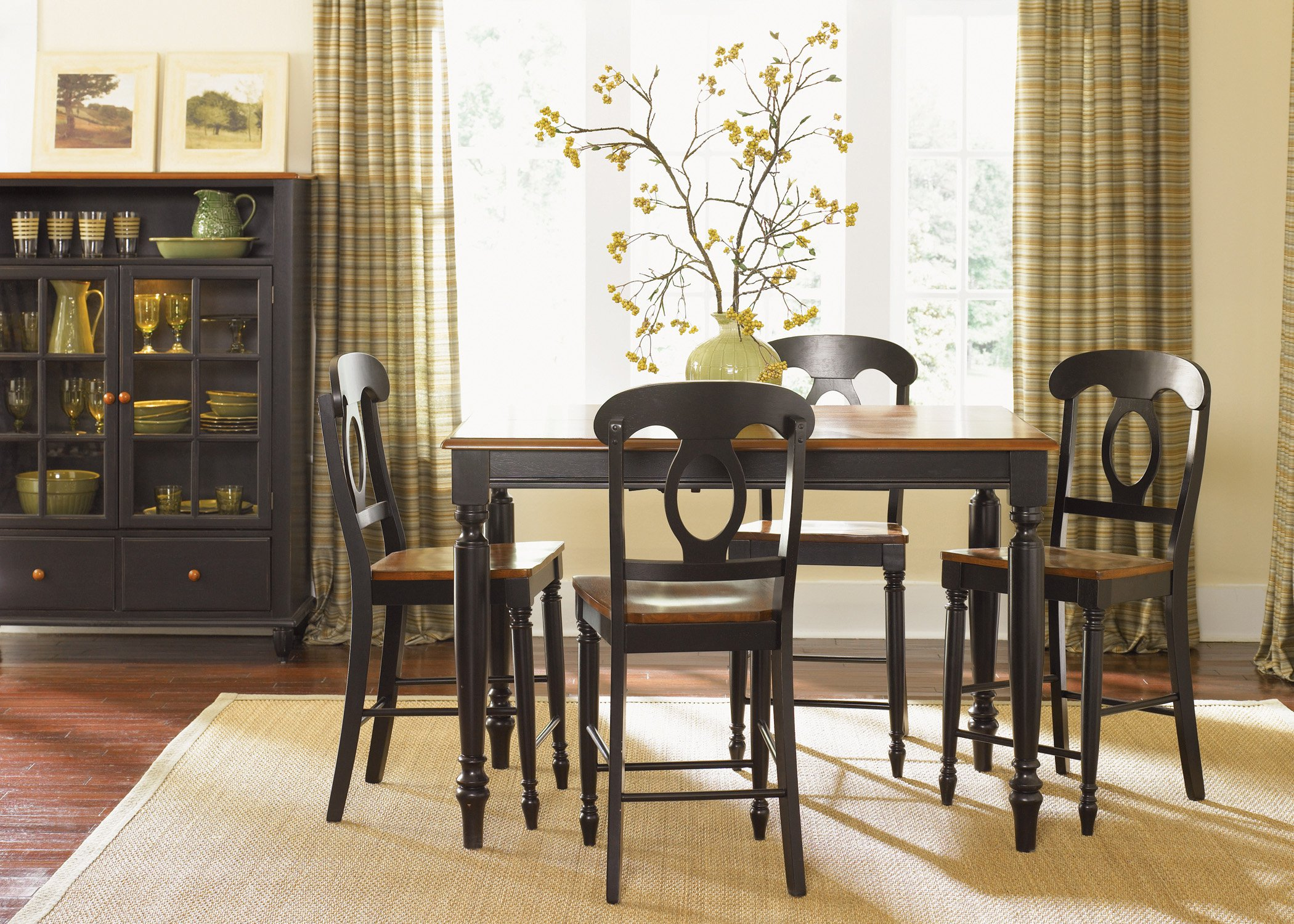 Country Kitchen Dining Table Country Kitchen Dining Sets Kitchen Ideas