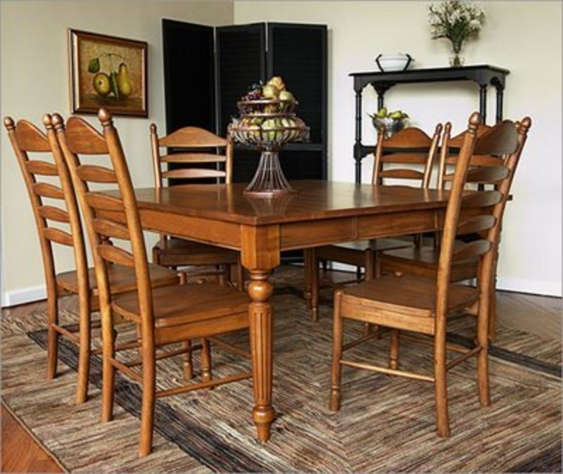 Country Kitchen Dining Sets Photo 5