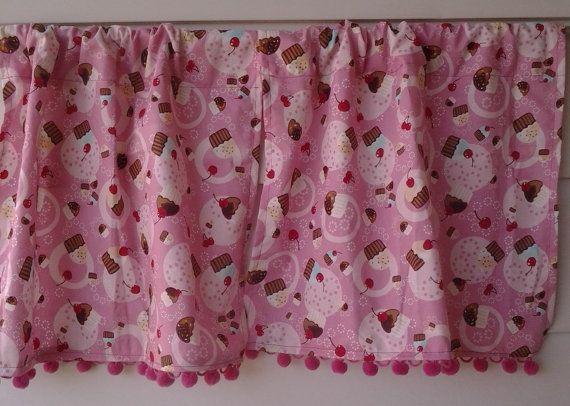 High Quality ... Cupcake Kitchen Curtains Photo   8 ...