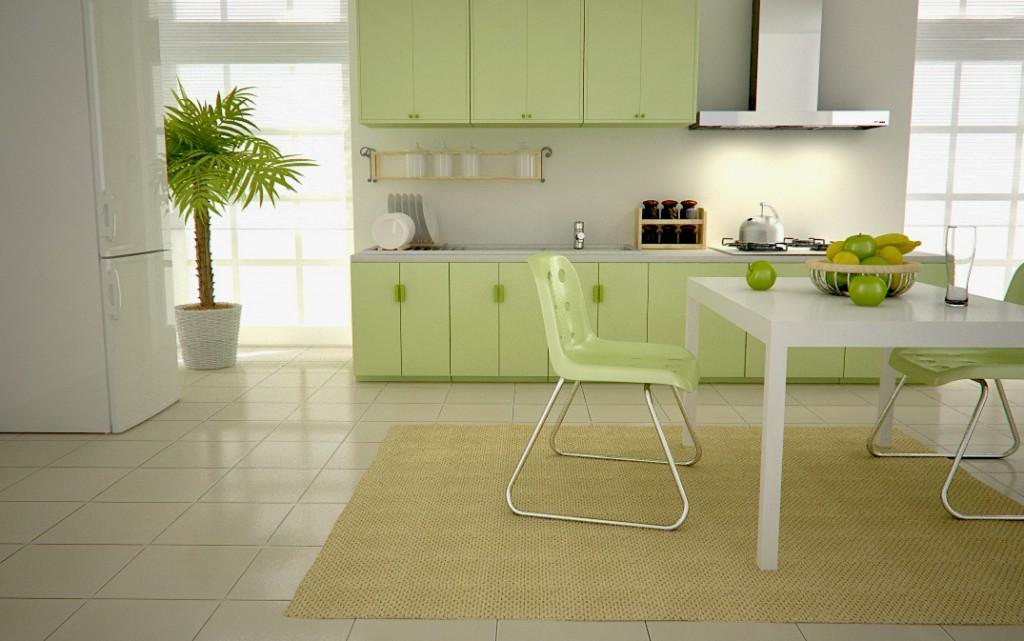 decorations for kitchen walls photo