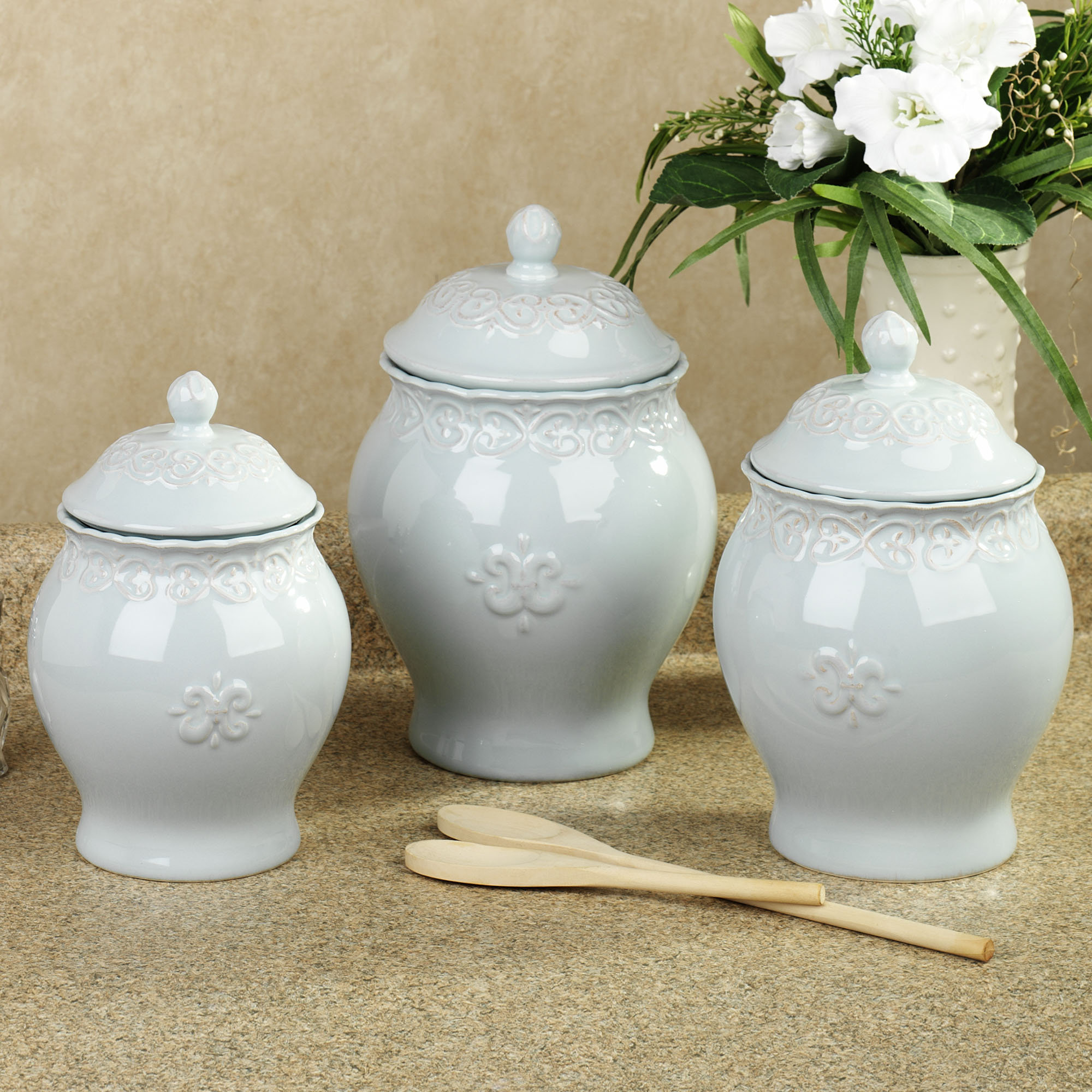Decorative Kitchen Canister Sets Kitchen Ideas