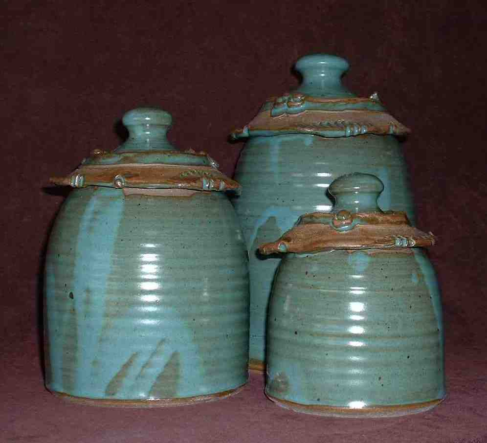Decorative Kitchen Canister Sets Photo 3