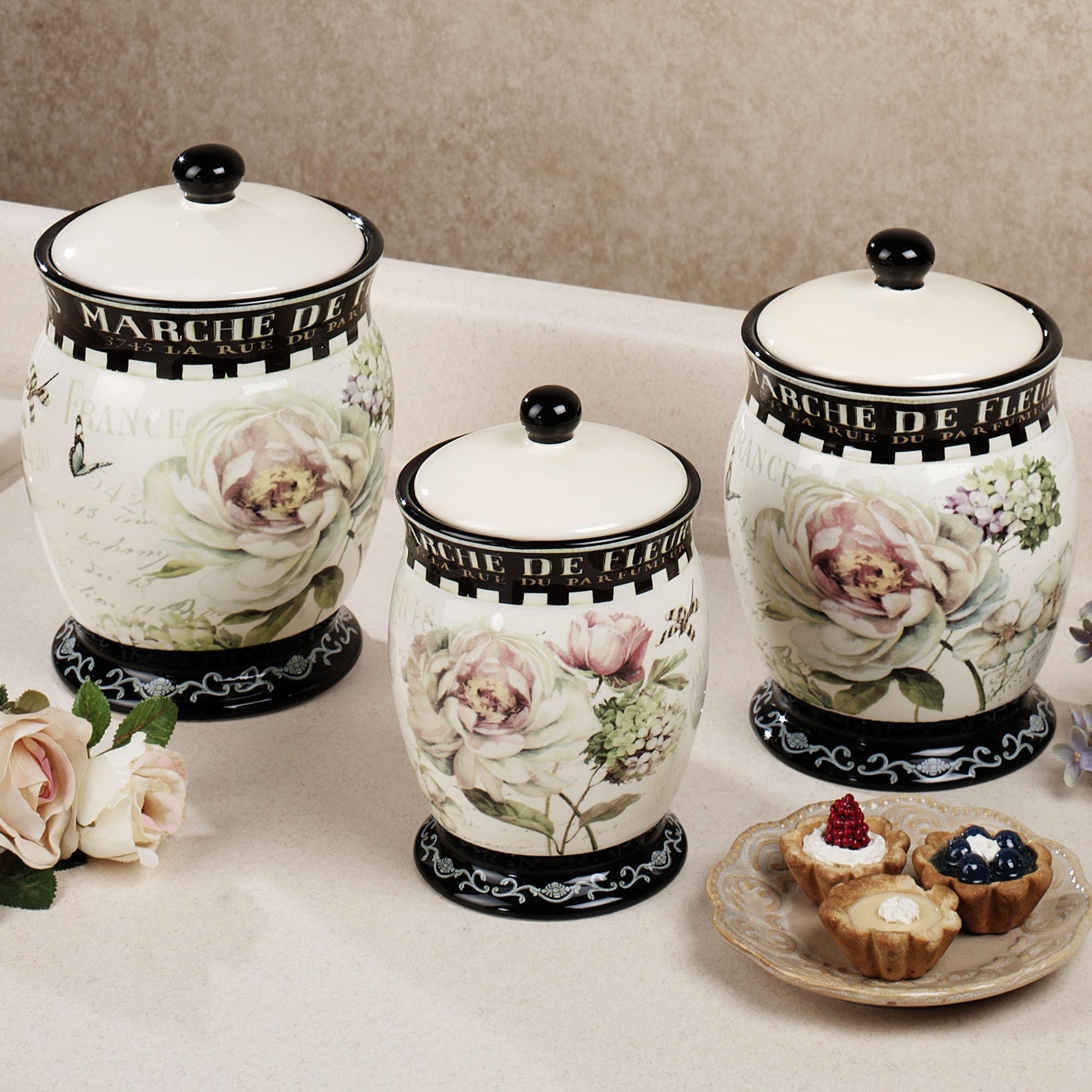Decorative kitchen canisters – Kitchen ideas