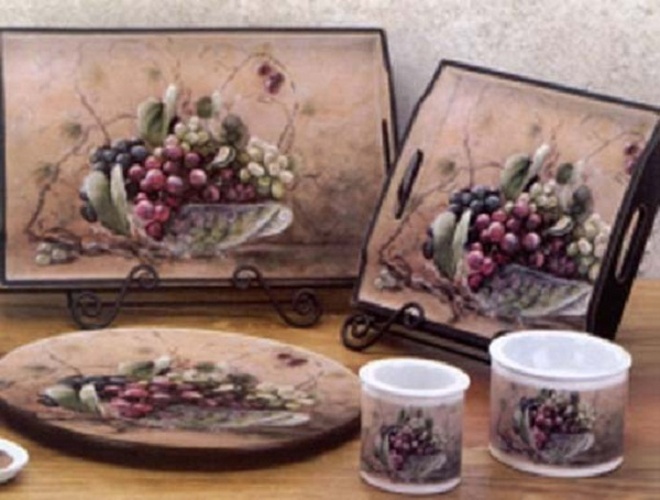 ... Decorative Kitchen Canisters Sets Photo   10 ...