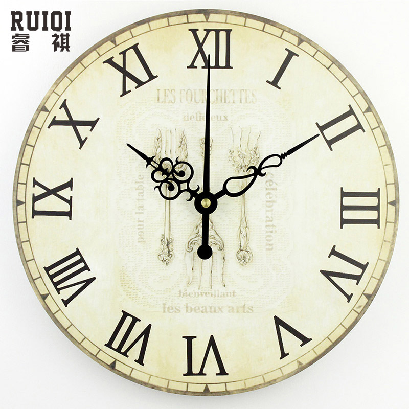 Decorative kitchen wall clocks |