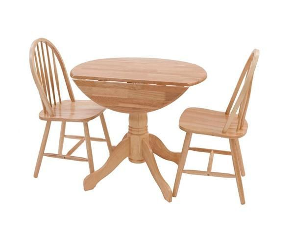 Drop leaf kitchen table and chairs photo 11 kitchen ideas for Kitchen table with leaf and chairs