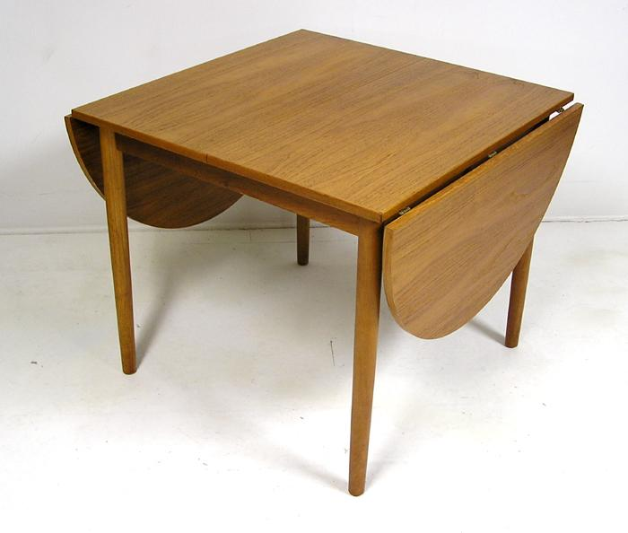 Drop leaf kitchen tables for small spaces photo 4 kitchen ideas - Drop leaf table small space style ...