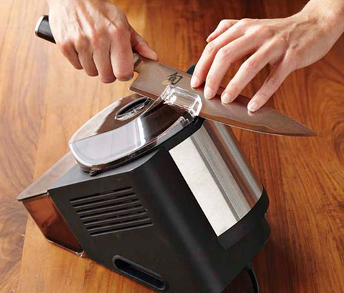 Electric kitchen knife Photo - 3