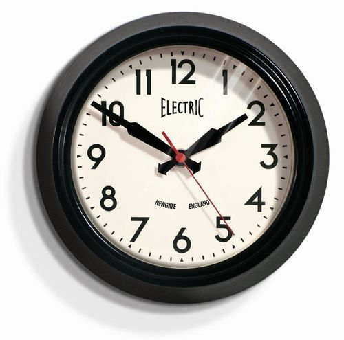 Electric kitchen wall clock Photo - 10