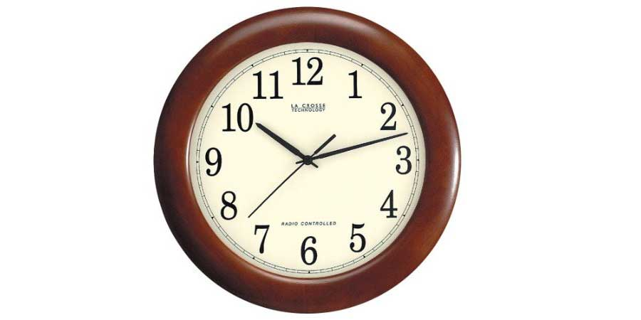 Electric kitchen wall clock Photo - 12