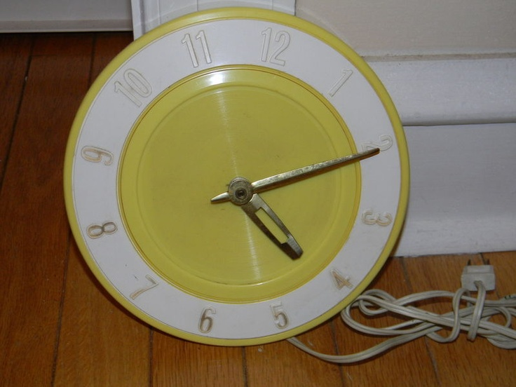 Electric kitchen wall clock Photo - 5