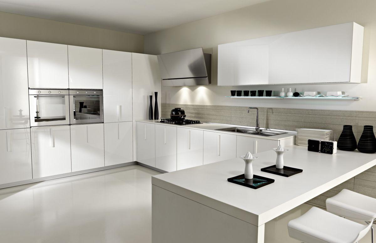 Espresso kitchen cabinet Photo - 11