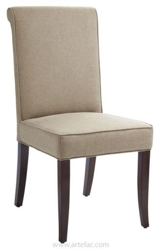 Fabric kitchen chairs Photo - 1