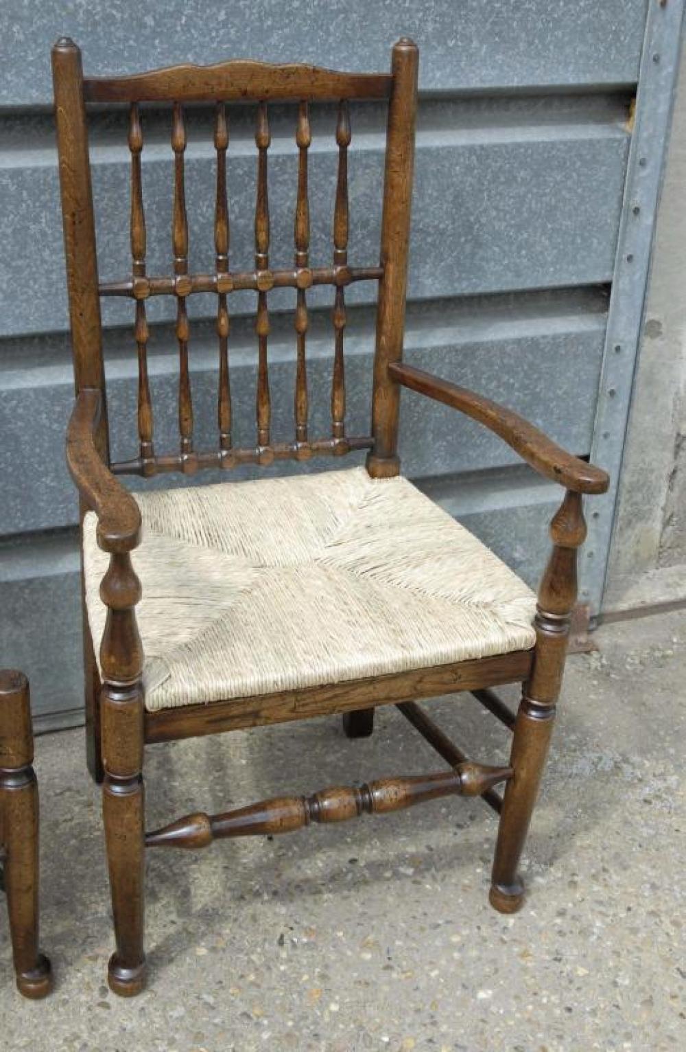 Farmhouse kitchen chairs Photo - 10