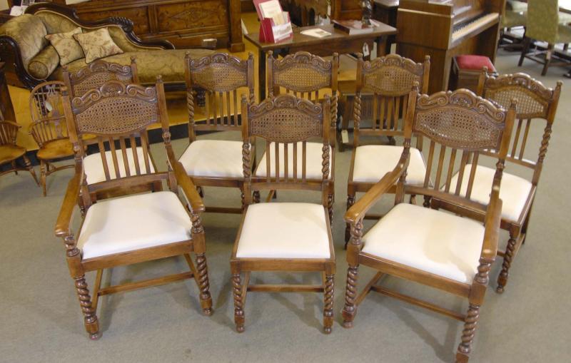 Farmhouse kitchen chairs Photo - 11
