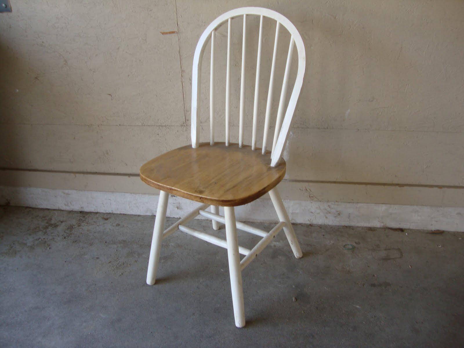 Farmhouse kitchen chairs Photo - 1