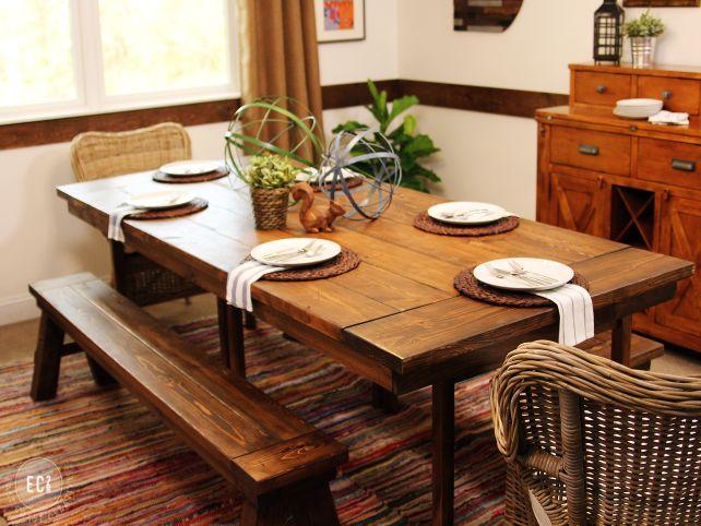 Farmhouse kitchen chairs Photo - 5