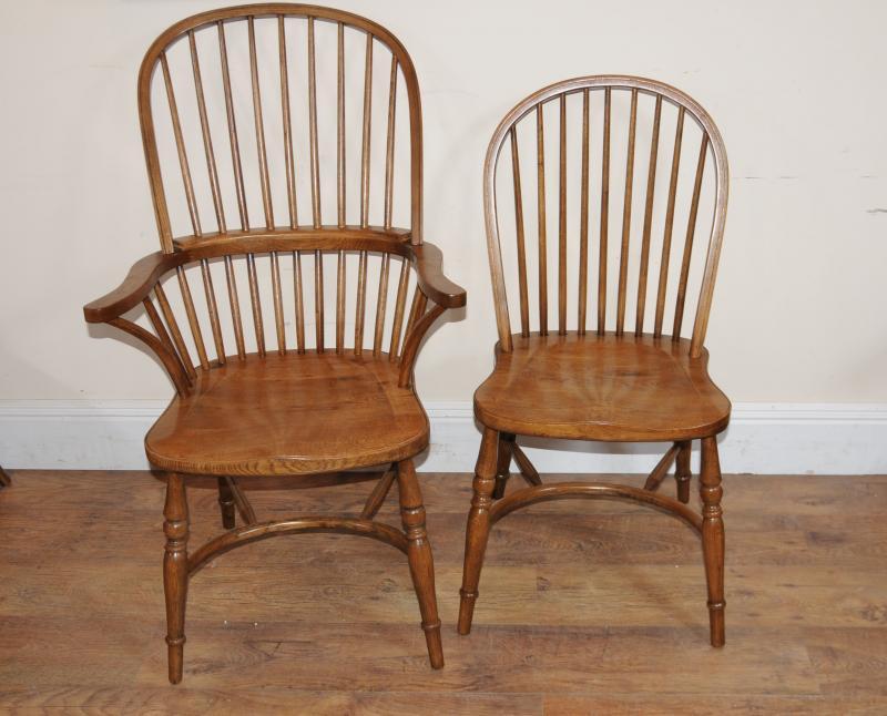 Farmhouse kitchen chairs Photo - 8