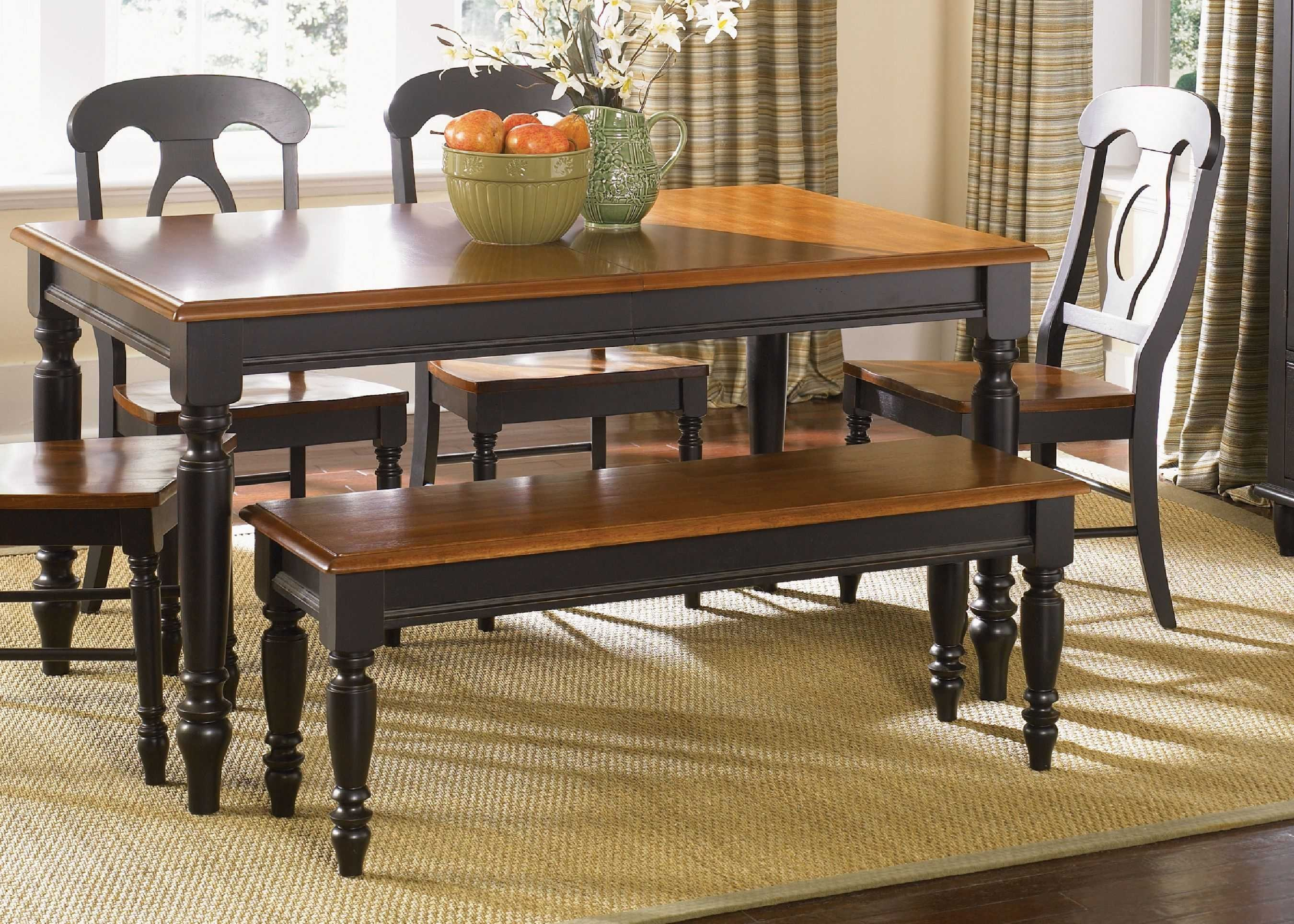 farmhouse kitchen table sets – kitchen ideas