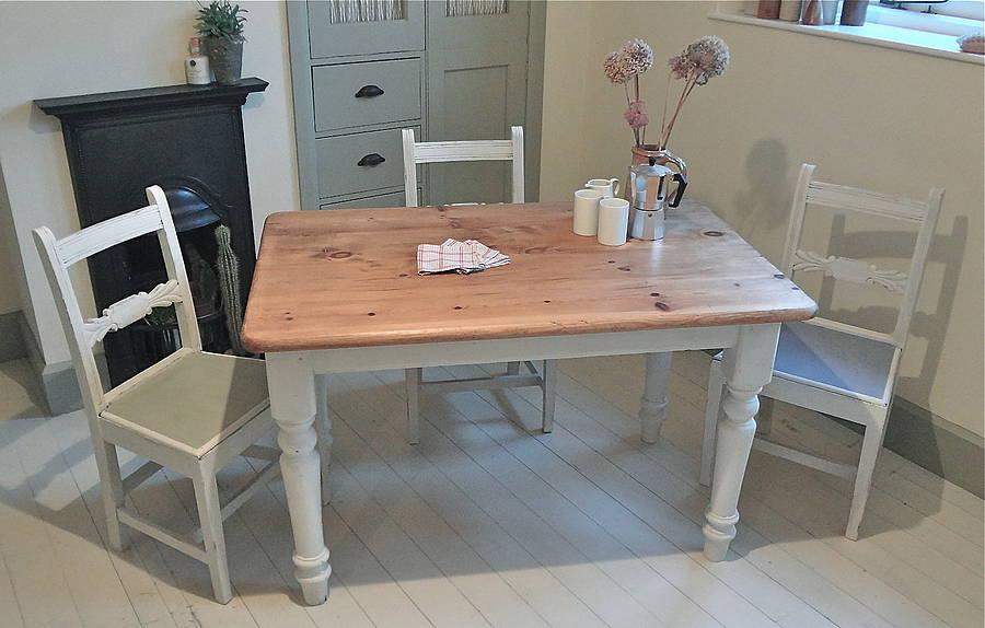 Farmhouse Kitchen Table Sets Photo 7 Kitchen Ideas