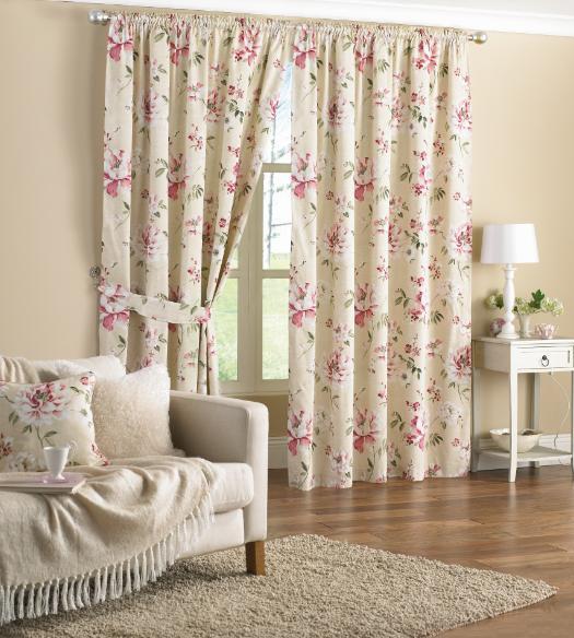 Floral Kitchen Curtains Photo U2013 11