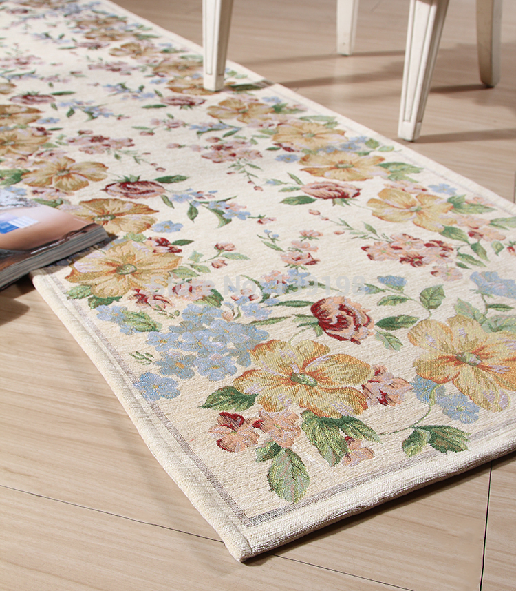 Floral Kitchen Rugs Photo - 6