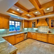 Fluorescent kitchen lighting fixtures Photo - 1