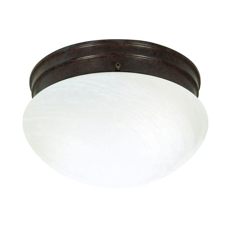 Flush mount fluorescent kitchen lighting Photo - 3