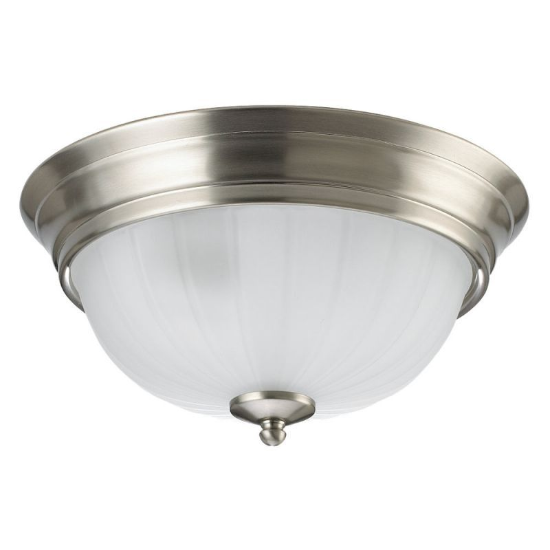 Flush mount fluorescent kitchen lighting Photo - 6
