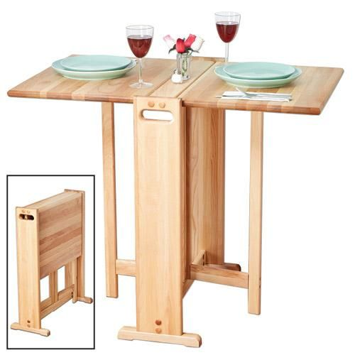 Folding kitchen table 100 small dining table with bench for Table pliante walmart
