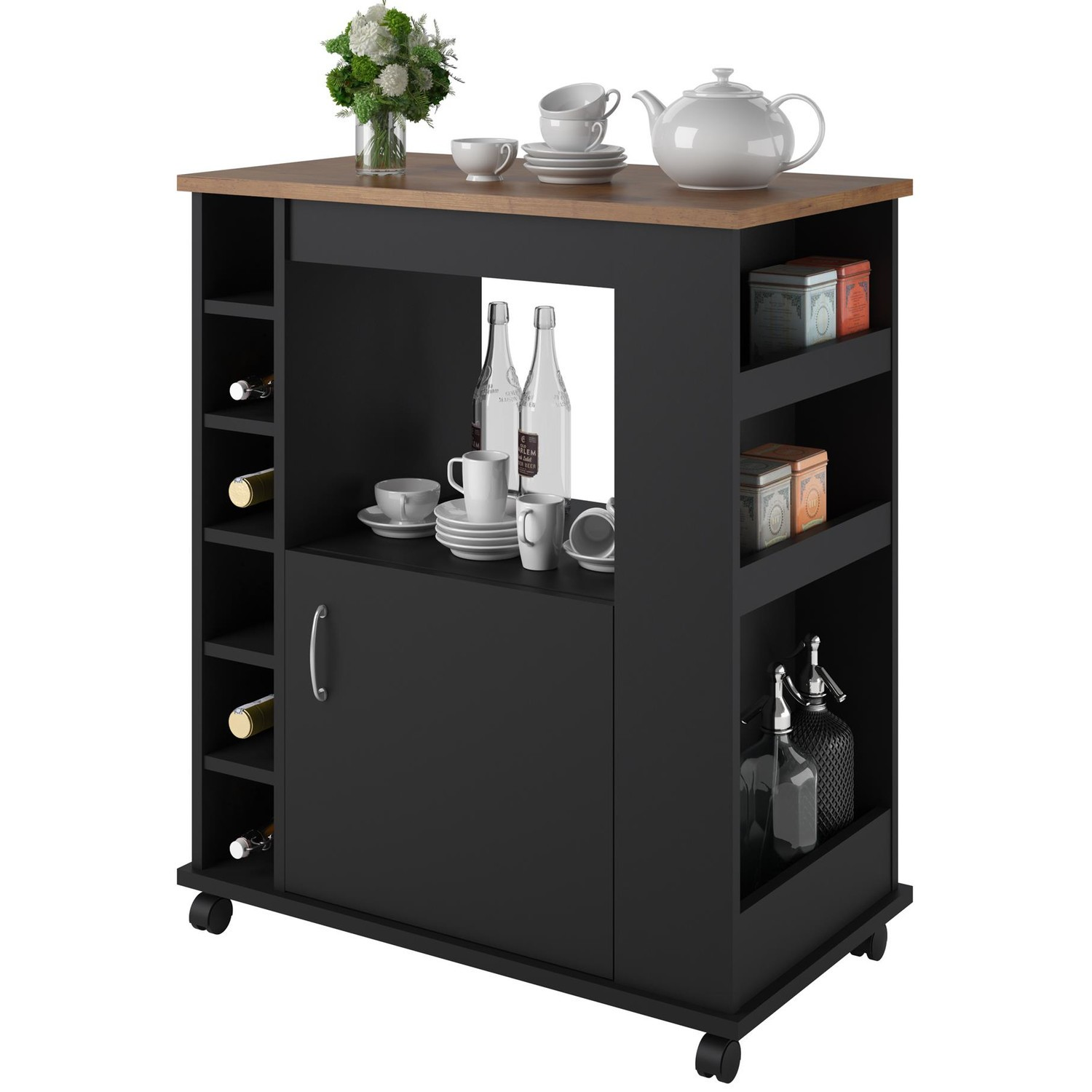 folding island kitchen cart | kitchen ideas