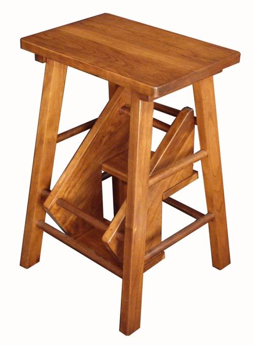Folding kitchen stool Photo - 10